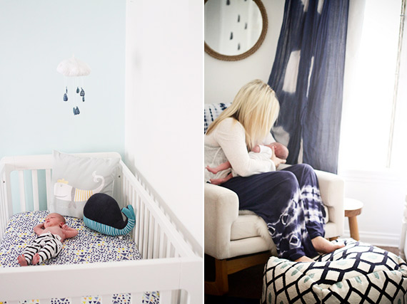 Chandra's maternity and newborn photos by Jennifer Roper | 100 Layer Cakelet
