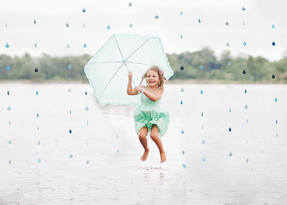 Rainy Day Portraits By Rachel Absher Photography