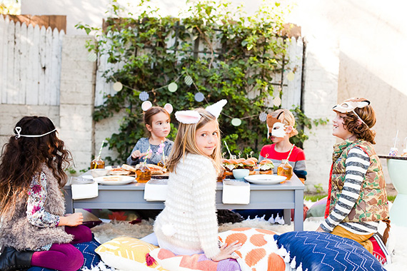 Halloween party for Kids   Styling by Jen Pinkston   Photos by Stephanie Godfrey   100 Layer Cakelet