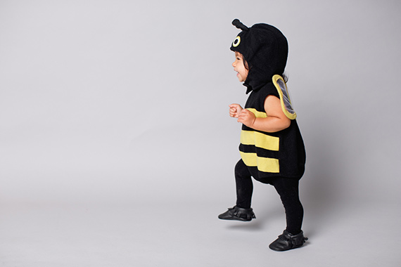 Kids costumes from Pottery Barn Kids   Styling by Beijos Events   Photos by Lovechild Photo   See more on 100 Layer Cakelet