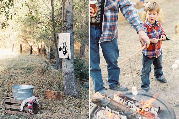 Lumberjack first birthday | Type A Society | 100 Layer Cakelet