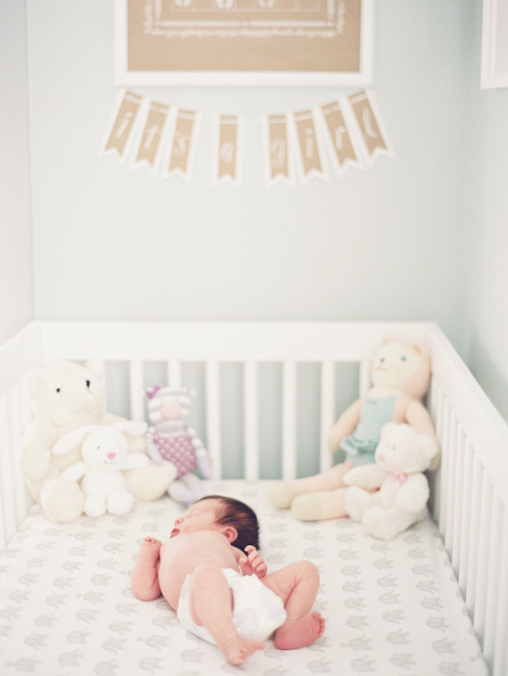 Portland newborn photos by Linnea Paulina | 100 Layer Cakelet