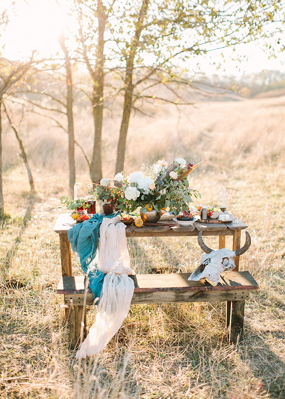 Rustic Fall Anniversary Shoot In Russia