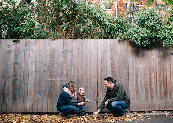 Brooklyn fall family photos by Nicki Sebastian | 100 Layer Cakelet