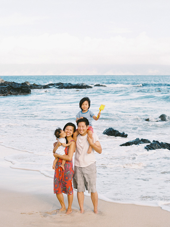 Maui family photos by Wendy Laurel | 100 Layer Cakelet