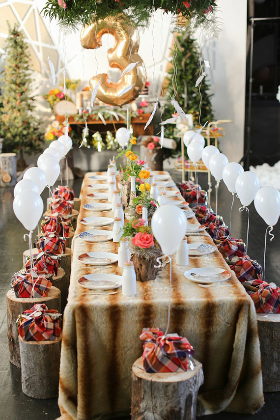 Christmas Pajama Party Ideas Part - 41: Pancakes And Pajamas 3rd Birthday Party By Ashley Nicole Events | Laura  Murray Photography | 100