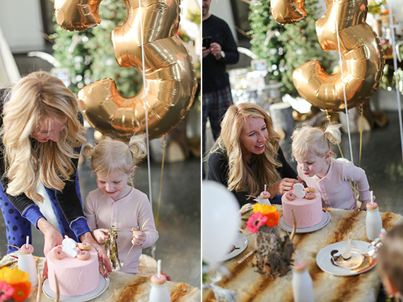 Pancakes and Pajamas 3rd birthday party by Ashley Nicole Events   Laura Murray Photography   100 Layer Cakelet