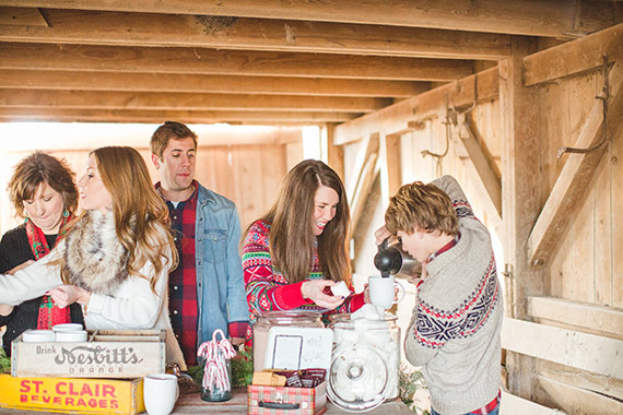 Christmas family photos by Aly Carroll | 100 Layer Cakelet