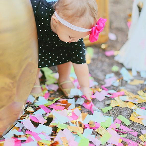 Megan Martin's family photos by La Bella Imagery | 100 Layer Cakelet