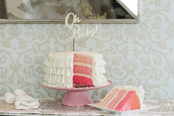 Winter baby shower in the Hamptons | Karilyn Sanders Photography | Little Miss Party Planner | 100 Layer Cakelet