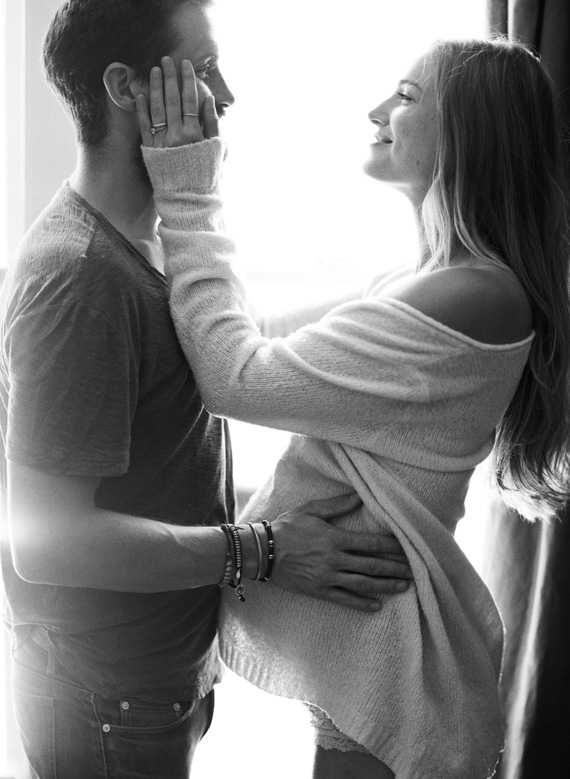 Favorite maternity photos of 2014 on 100 Layer Cakelet