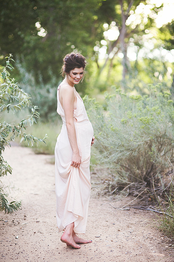 New Mexico maternity photos by Liz Anne Photography | 100 Layer Cakelet