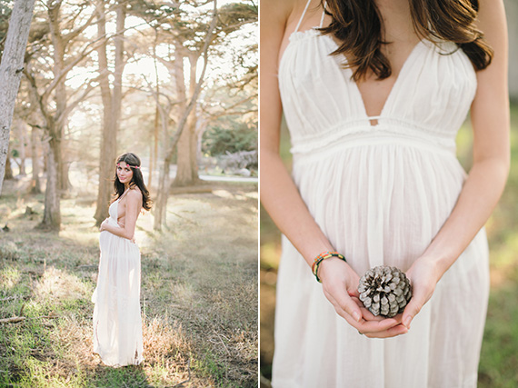 Northern California maternity photos by Delbarr Moradi | 100 Layer Cakelet