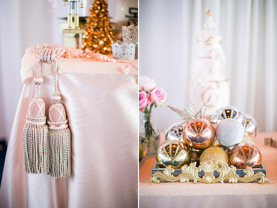 Nutcracker 1st birthday by Alchemy Fine Events | Troy Grover Photographers | 100 Layer Cakelet