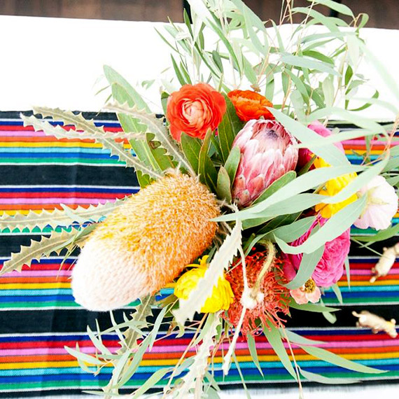 Fiesta safari 2nd birthday by A Charming Fete | Brittany Michelle Photography | 100 Layer Cakelet