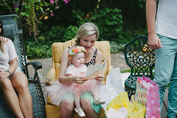 Girly first birthday by Carmen West Creative and Jayme Anne Photography | 100 Layer Cakelet
