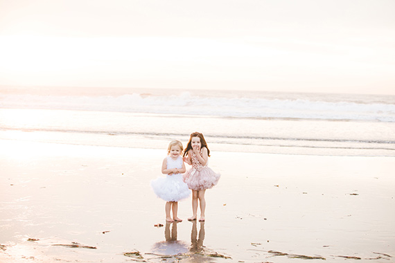 Little girls in tutus | By Amy Lynn Photography | 100 Layer Cakelet