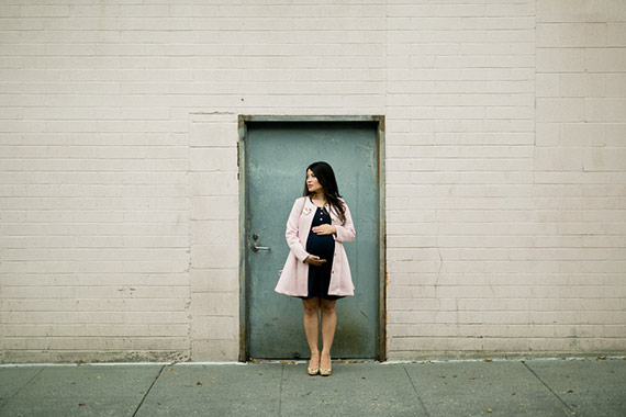 Maternity style by Lovely Jubilee and Ruche | Photos by Jennifer Sosa | 100 Layer Cakelet