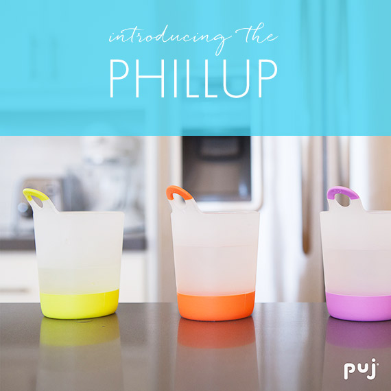 Puj Phillup cup / Support their kickstarter by clicking here: http://puj.co/phillup/