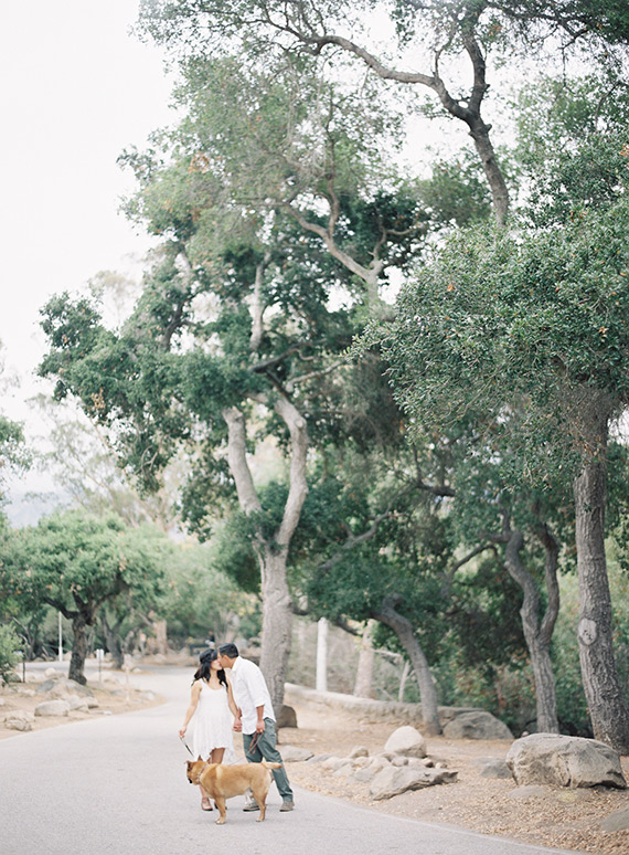 Santa Barbara film maternity photos by Jen Huang | 100 Layer Cakelet