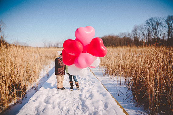 Sibling Valentine's Day photos | Barefeet Studio | 100 Layer Cakelet