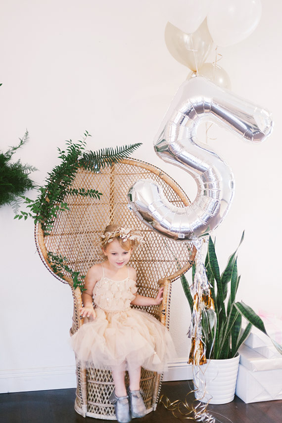 Woodland fairy 5th birthday by Dulcet Creative | 100 Layer Cakelet
