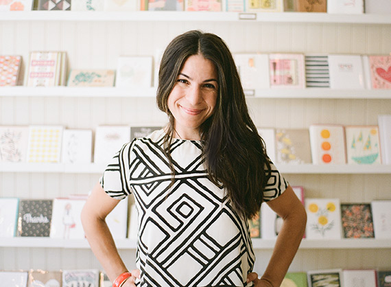 Inspiring Mom: Audrey Woollen of Urbanic | 100 Layer Cakelet