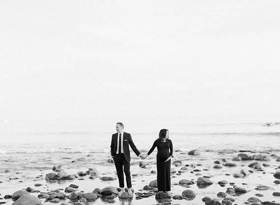 Formal family maternity photos by The Great Romance Photo   100 Layer Cakelet