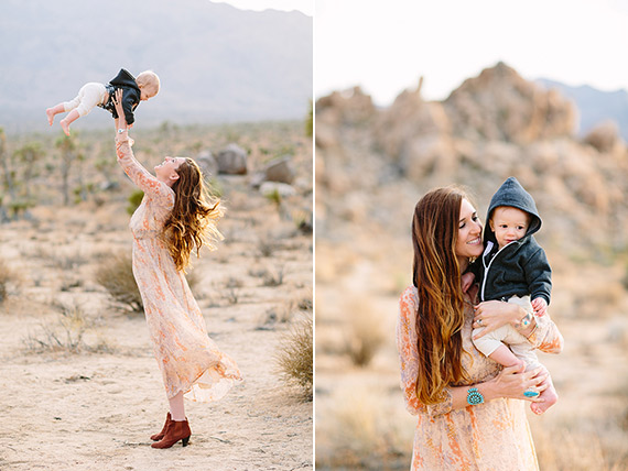 Joshua Tree family photos by Taryn Kent | Gunn Swain photos | 100 Layer Cakelet
