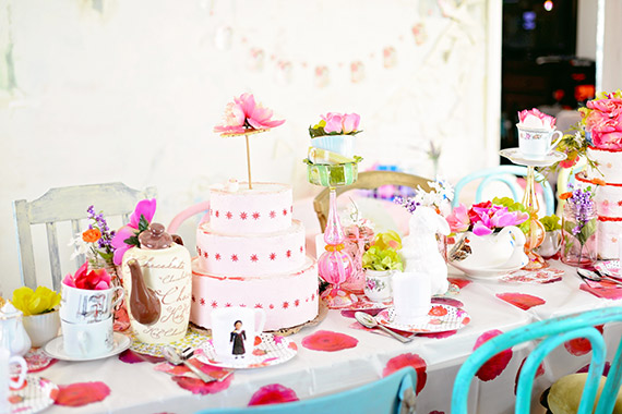 London High Tea Kids Party Kids Birthday Parties Layer - Childrens birthday party events