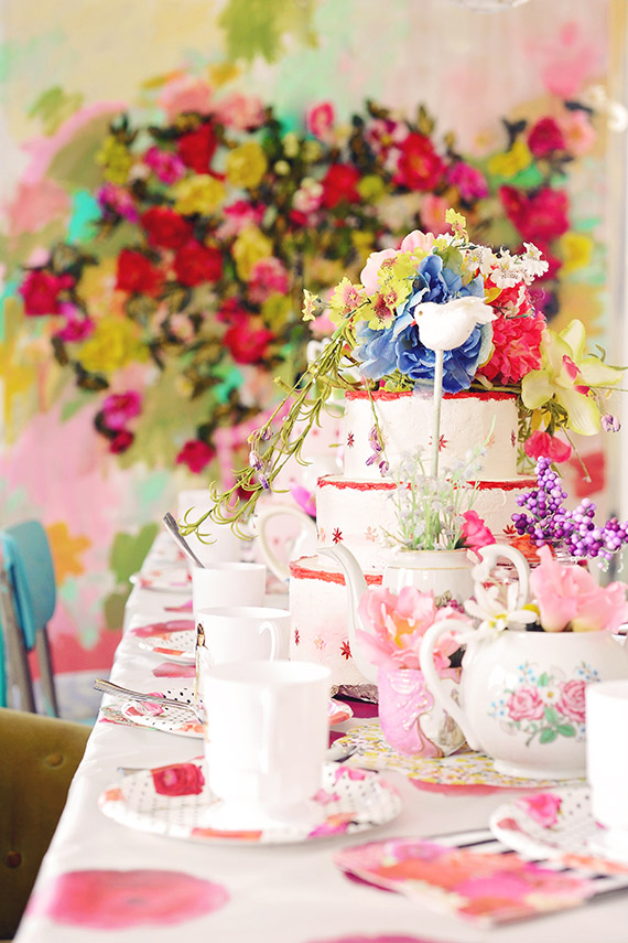 London high tea kids' party from Vanity's Edge | 100 Layer Cakelet