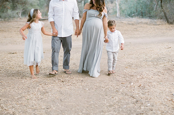 San Diego family maternity photos by Acres of Hope Photography | 100 Layer Cakelet
