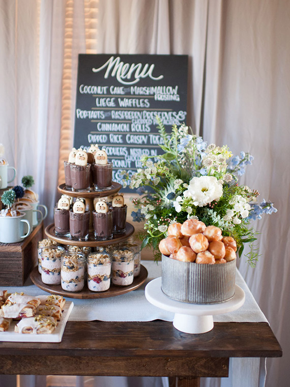 Spring baby shower by Lovestuck Weddings + Events | 100 Layer Cakelet