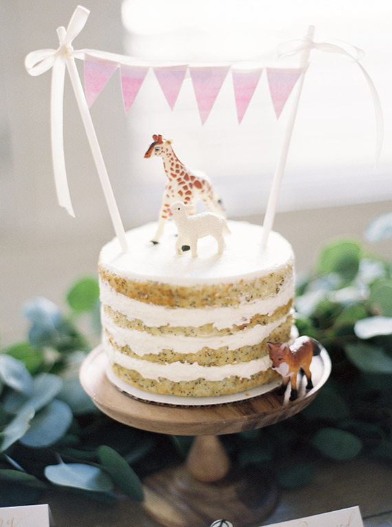 Unicorn baby shower by Kristen Kilpatrick | 100 Layer Cakelet