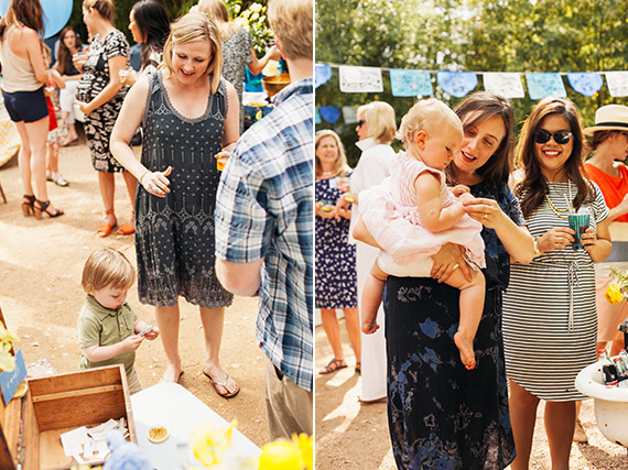 Austin boy's baby shower by The Nouveau Romantics | 100 Layer Cakelet
