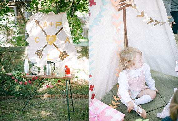 Girl Scout 2nd birthday by Well Worn Co. | 100 Layer Cakelet
