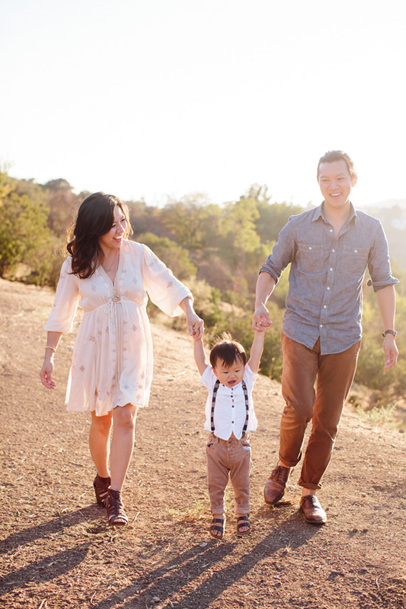 Griffith Park family maternity photos by Raya Carlise | 100 Layer Cakelet
