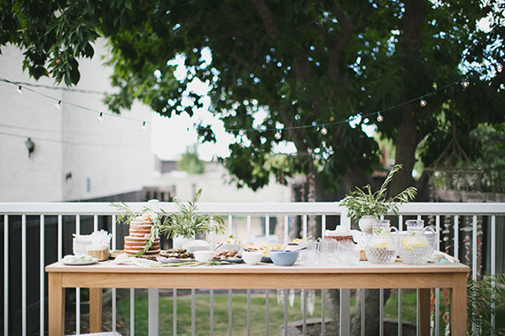 Mediterranean-inspired baby shower by Pink + Honey | Genevieve Renee Photographie | 100 Layer Cakelet