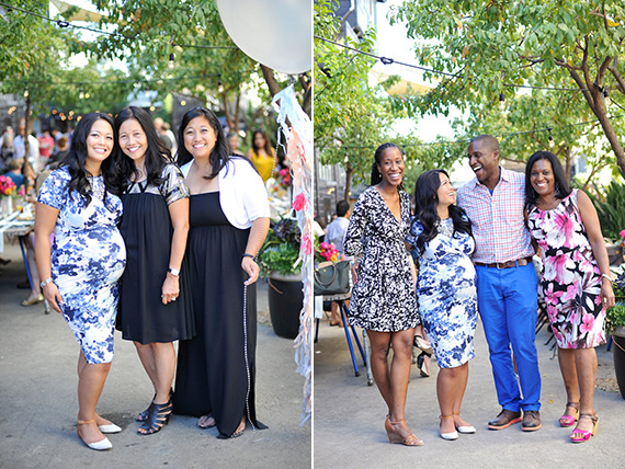 San Francisco baby shower by Kaella Lynn Events | Photos by Sandra Fazzino Photography | 100 Layer Cakelet