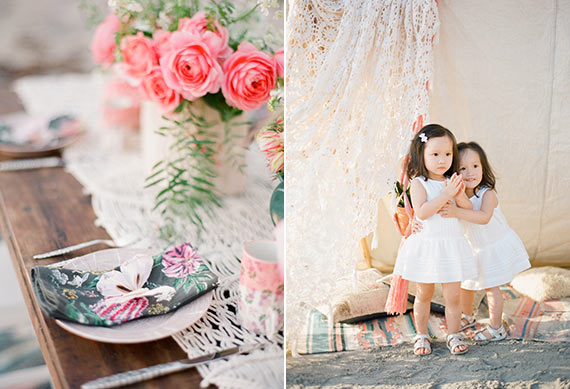 Twin birthday shoot in San Diego by Amorology Events | Photos by KT Merry | 100 Layer Cakelet
