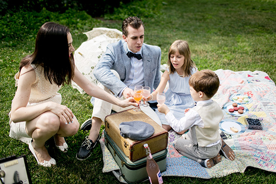 20's picnic family shoot in Prospect Park Brooklyn | Brookelyn Photography | 100 Layer Cakelet
