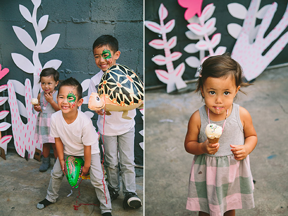 Street Art first birthday by  Lux Events and Design | Photos by Tanya Dimapindan | 100 Layer Cakelet