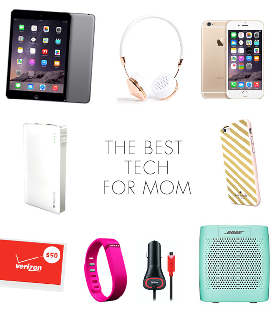 Tech gifts for Mother's Day from Verizon | 100 Layer Cakelet