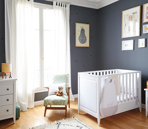 Parisian Baby Nursery Design Pictures Remodel Decor And: French Newborn And Nursery Designs By Jacadi Paris