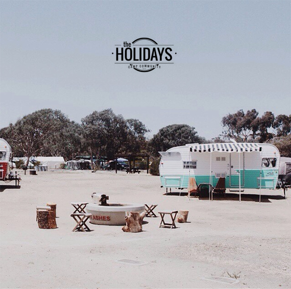 Summer with The Holidays Camp Community in San Clemente