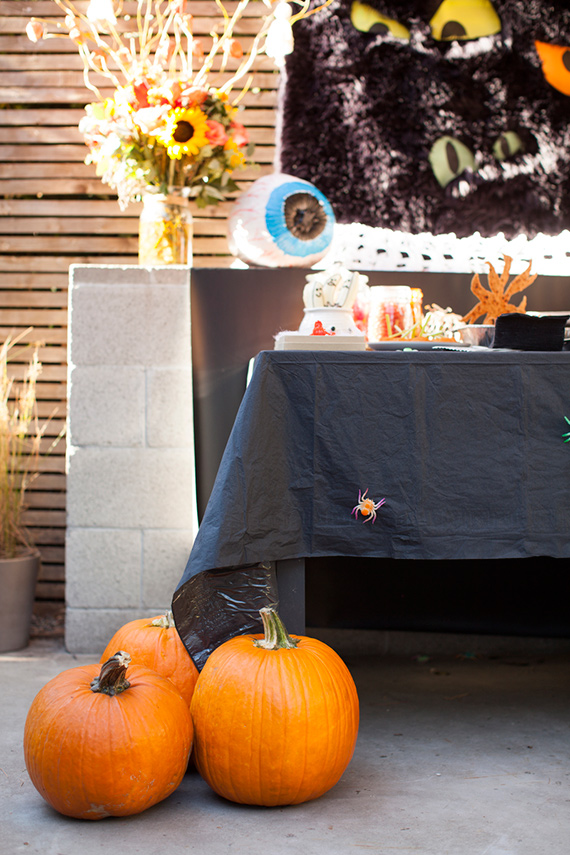 Halloween kids party with Whole Foods Berkeley