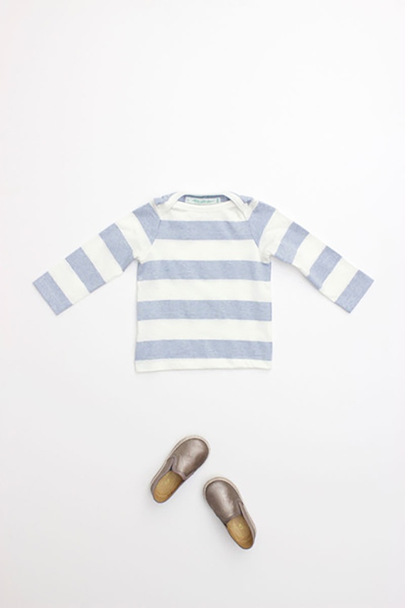 Striped tee from Flora + Henri