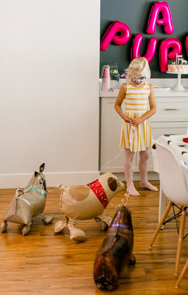 Adopt a Puppy Party | Kids Birthday Parties | 100 Layer ...
