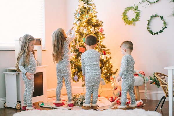 Kids christmas playdate from Beijos Events and Yasmin Sarai Photography