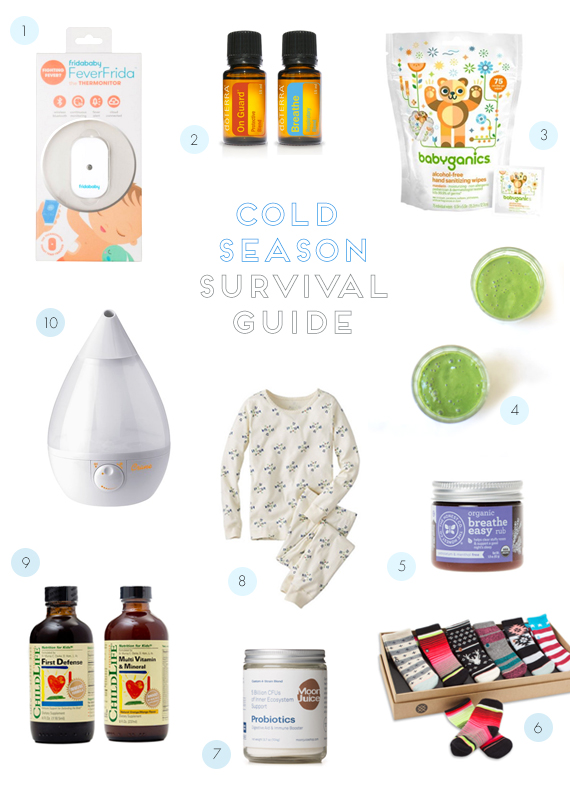 Cold season survival guide